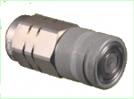 "1"" BSP FLAT FACE QUICK RELEASE COUPLING (CARRIER) FEMALE"